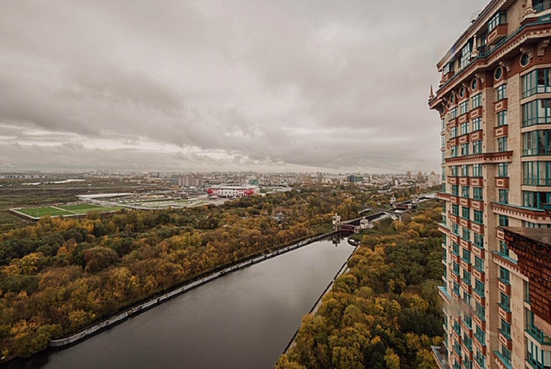 Фото №39 - 5-комнатная квартира, Москва, Авиационная улица 77, метро Щукинская