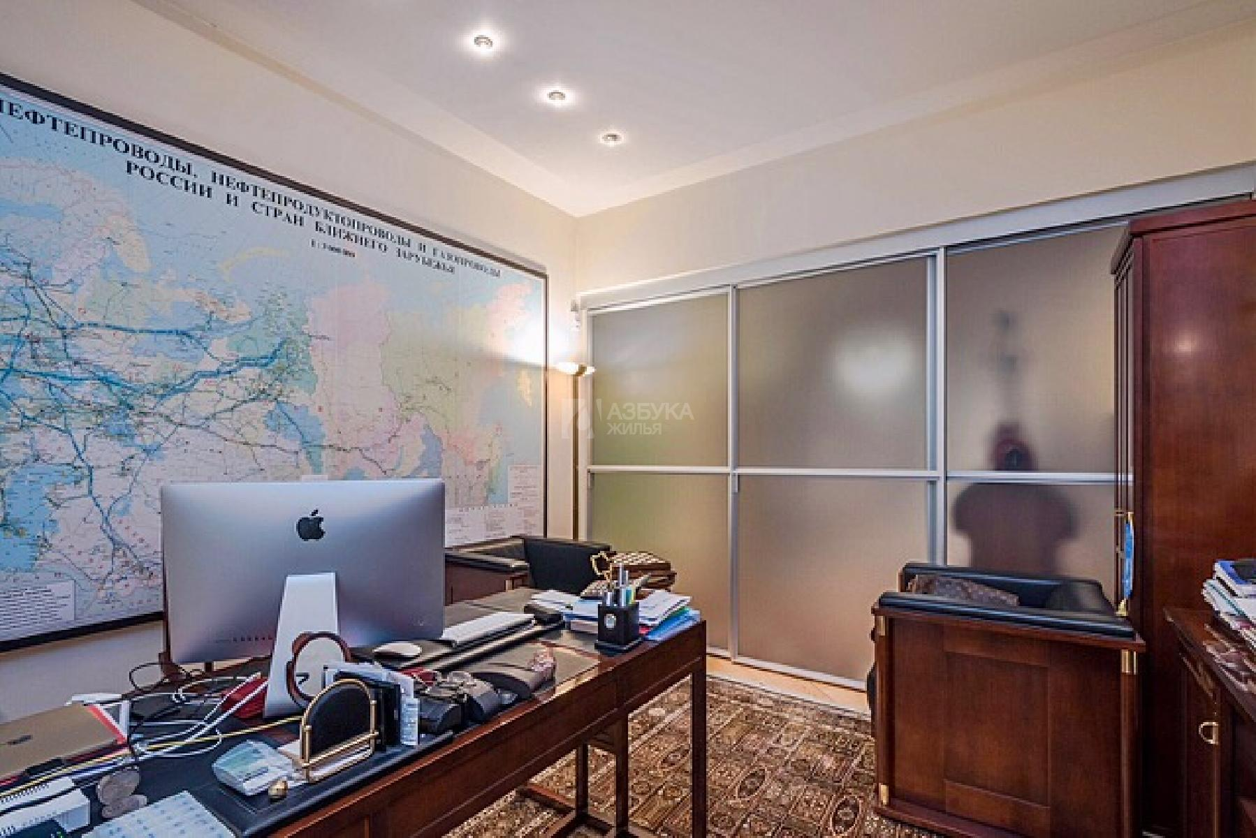 Фото №27 - 5-комнатная квартира, Москва, Авиационная улица 77, метро Щукинская