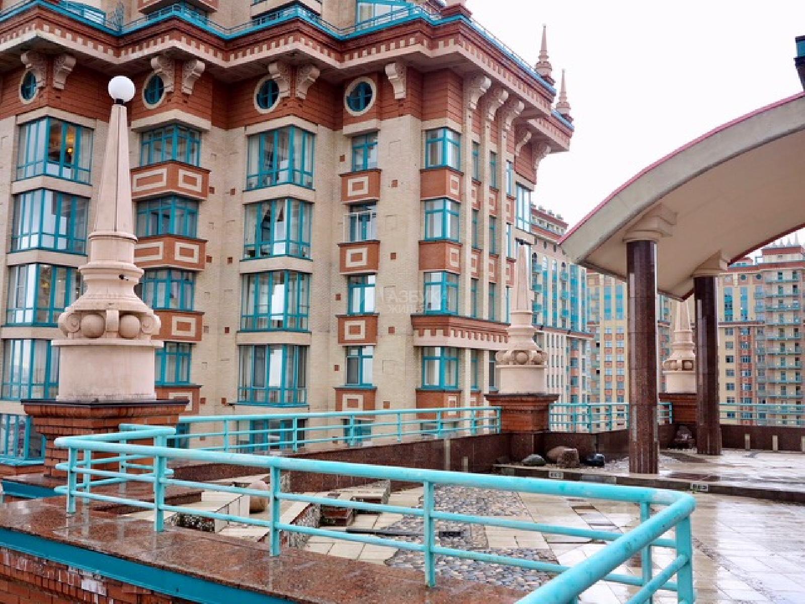 Фото №48 - 5-комнатная квартира, Москва, Авиационная улица 77, метро Щукинская