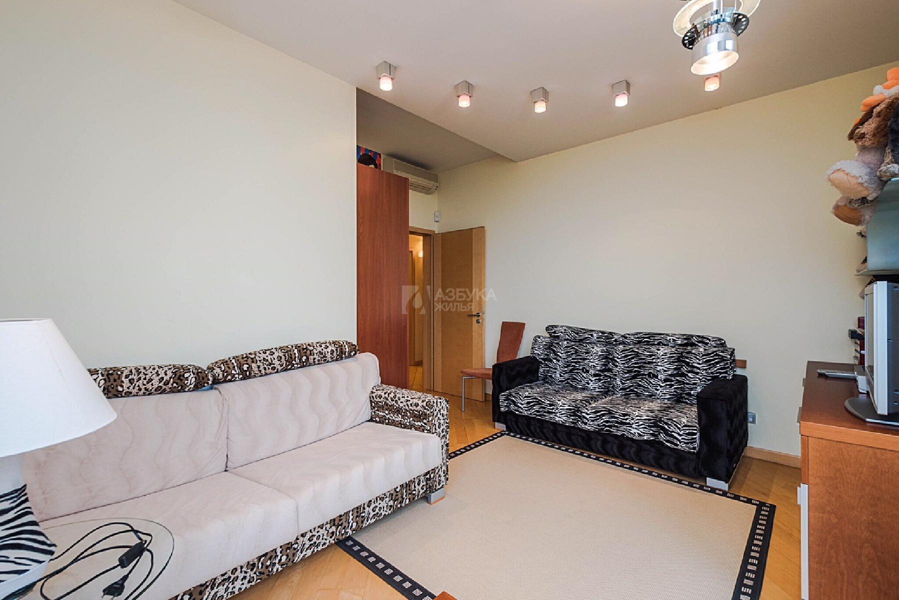 Фото №23 - 5-комнатная квартира, Москва, Авиационная улица 77, метро Щукинская