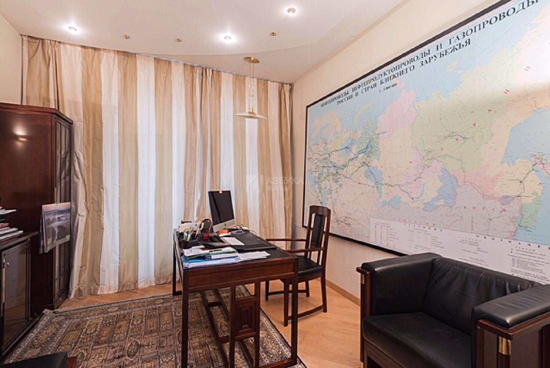Фото №20 - 5-комнатная квартира, Москва, Авиационная улица 77, метро Щукинская