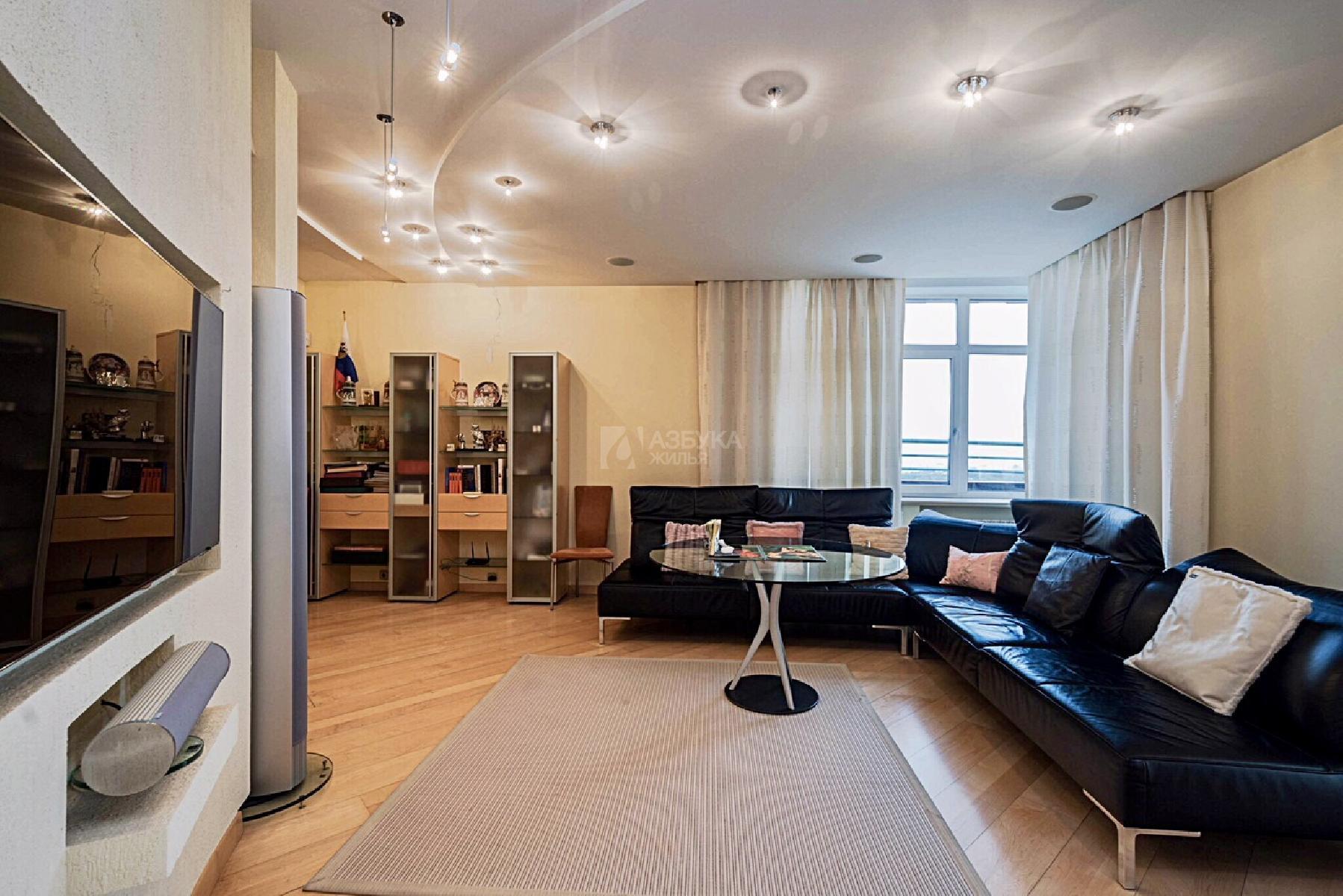Фото №31 - 5-комнатная квартира, Москва, Авиационная улица 77, метро Щукинская