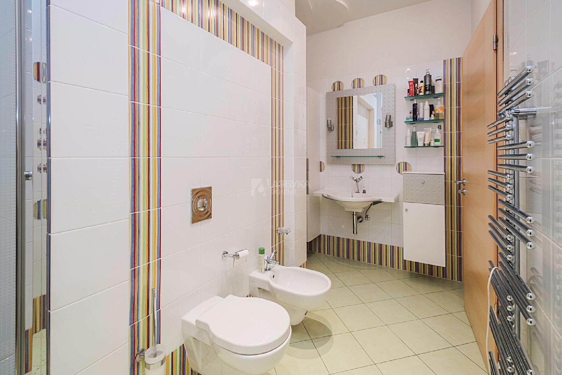 Фото №8 - 5-комнатная квартира, Москва, Авиационная улица 77, метро Щукинская