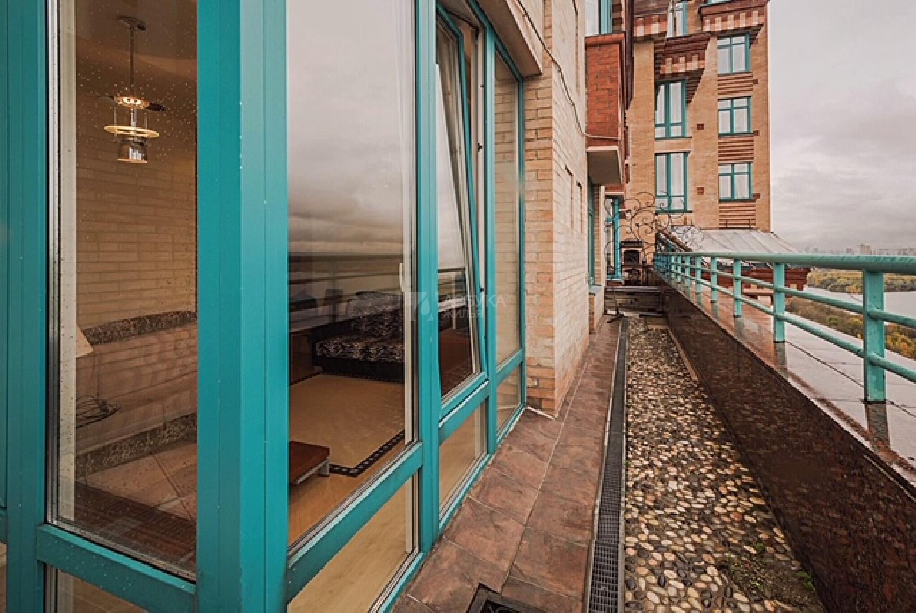 Фото №45 - 5-комнатная квартира, Москва, Авиационная улица 77, метро Щукинская
