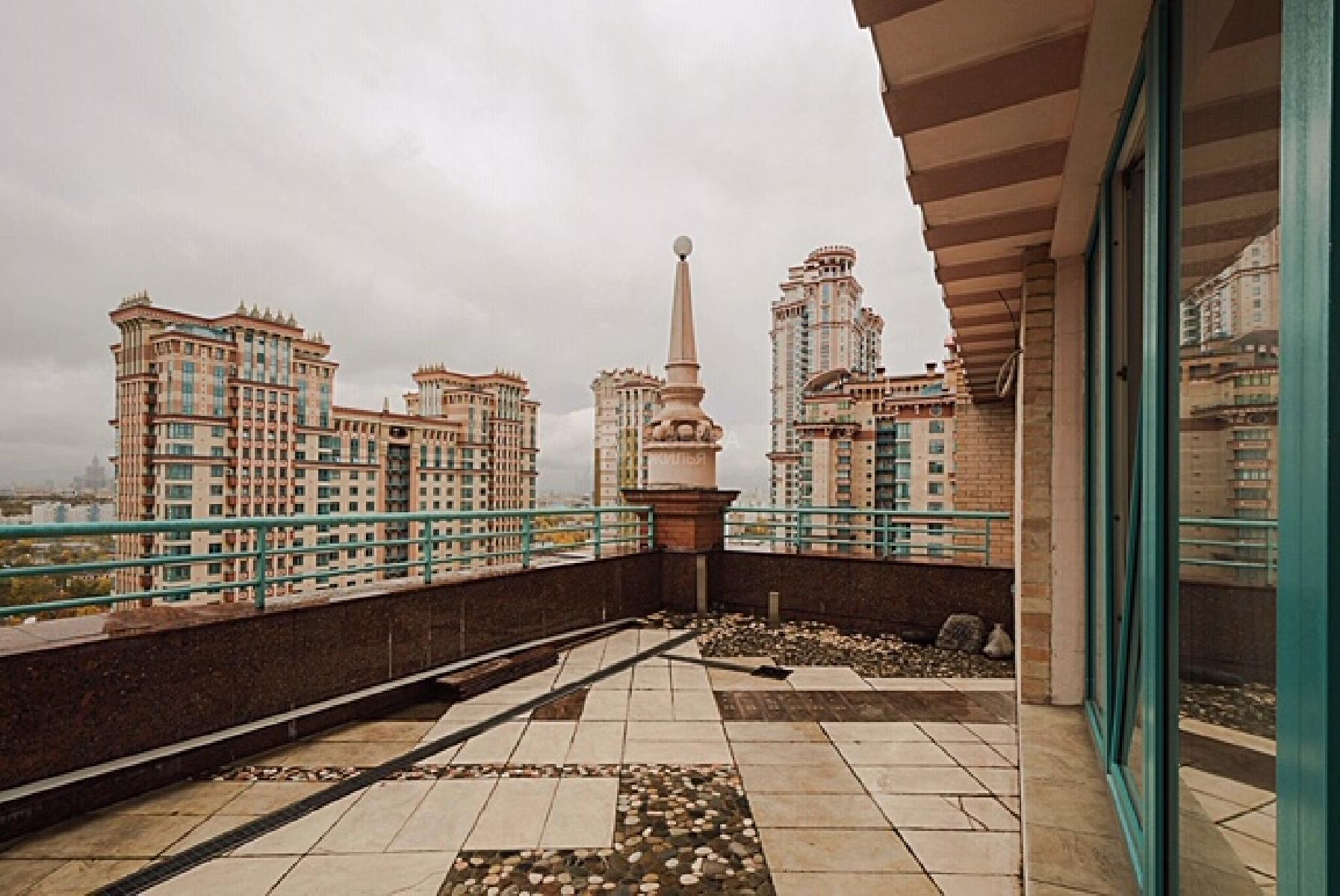 Фото №41 - 5-комнатная квартира, Москва, Авиационная улица 77, метро Щукинская