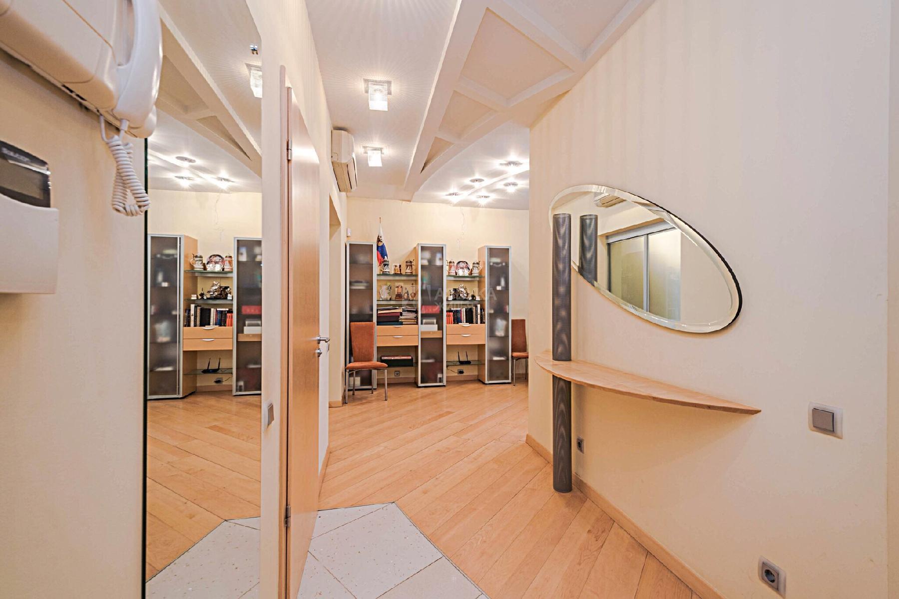 Фото №5 - 5-комнатная квартира, Москва, Авиационная улица 77, метро Щукинская
