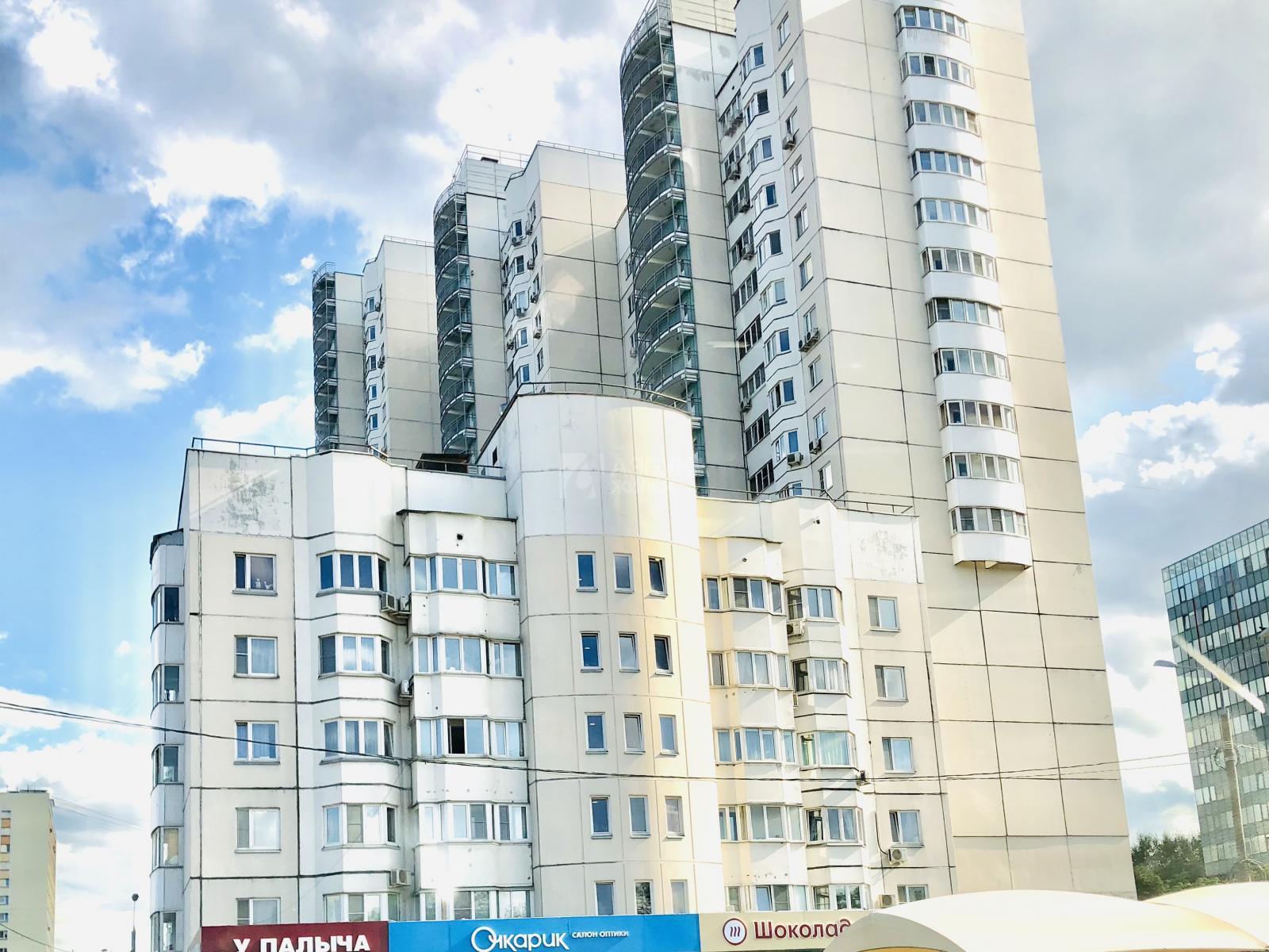 Фото №13 - 1-комнатная квартира, Москва, Зелёный проспект 22, метро Перово