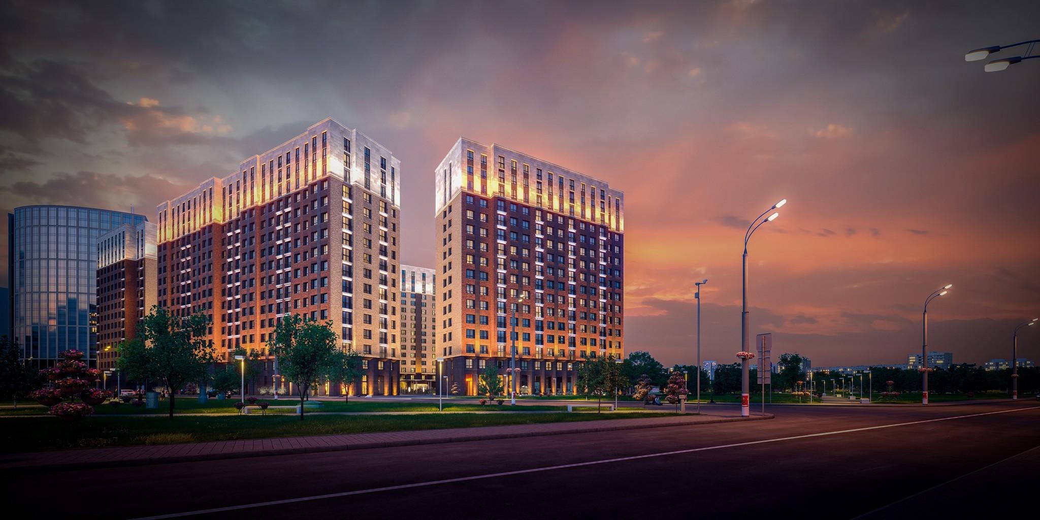 ЖК Only: апартаменты с видом на Москву-реку! - Новости «Азбука Жилья»