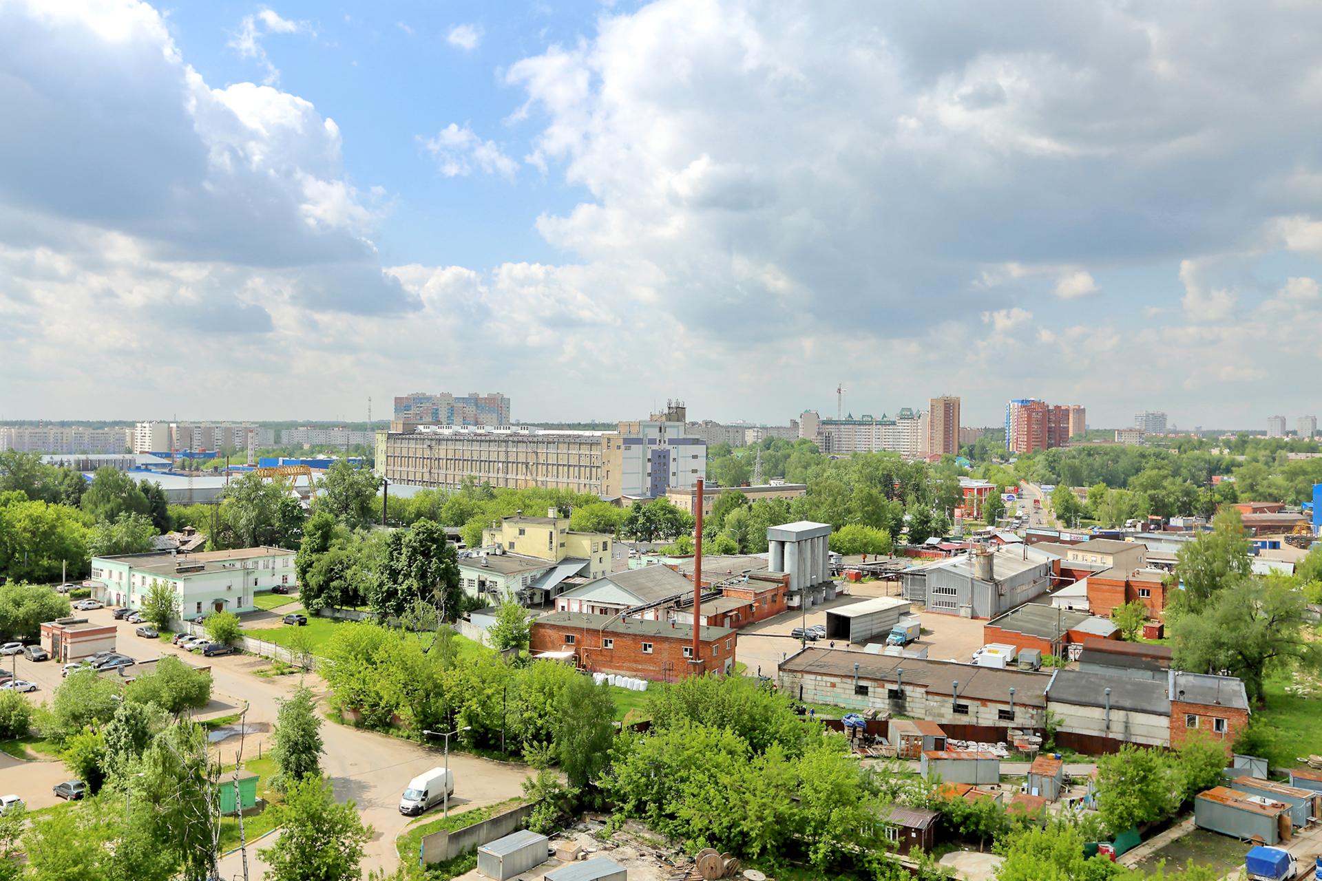 Квартира на продажу по адресу Россия, Московская область, Ивантеевка, улица Хлебозаводская, 2к3