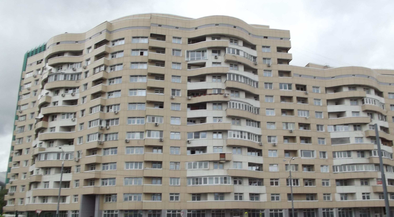 Московская область, Красногорский район, Красногорск, бульвар Павшинский, 32