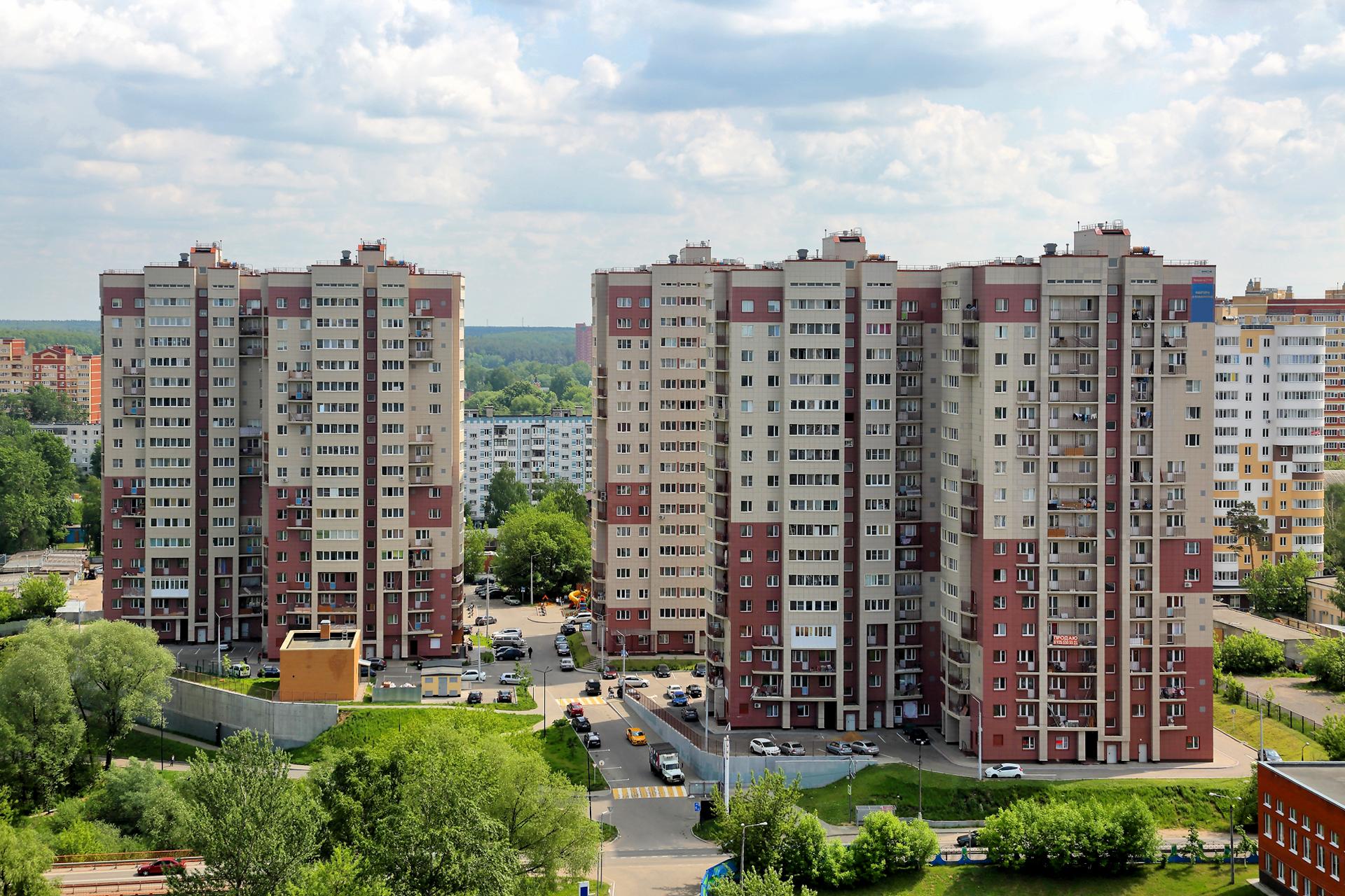 Московская область, Ивантеевка, улица Хлебозаводская, 28к4